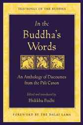 In the Buddha's Words by Bhikkhu Bodhi