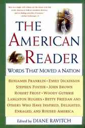 The American Reader by Diane Ravitch