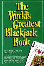 The World Greatest Blackjack Book by Lance Humble