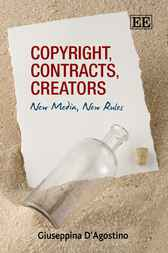 Copyright, Contracts, Creators by G. D'Agostino