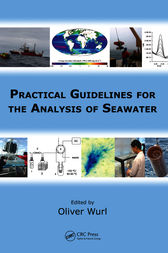 Practical Guidelines for the Analysis of Seawater by Oliver Wurl