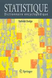 Statistique by Yadolah Dodge