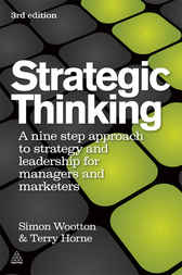 Strategic Thinking by Simon Wootton