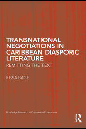 Transnational Negotiations in Caribbean Diasporic Literature