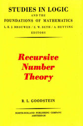 Recursive number theory by R. L. Goodstein
