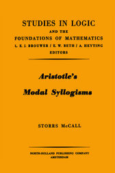 Aristotle's modal syllogisms