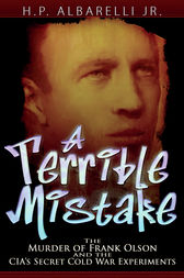 A Terrible Mistake by H. P. Albarelli