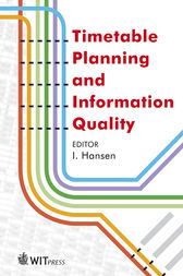 Timetable Planning & Information Quality by I.A. Hansen
