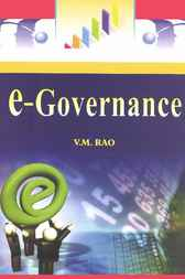 E-Governance by V.M. Rao