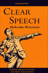 Clear Speech by Malcolm Morrison
