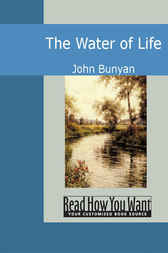 The Water of Life by John Bunyan