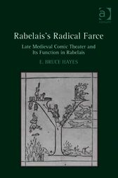 Rabelais 39 s radical farce ebook by e bruce hayes for Farcical language