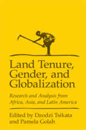 Land Tenure, Gender and Globalisation by Dzodzi Tsikata