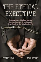 The Ethical Executive by Robert Hoyk