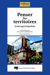 Penser les territoires by Paul Cary