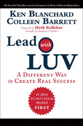 Lead with LUV by Ken Blanchard