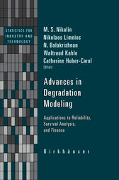 Advances in Degradation Modeling by N. Balakrishnan