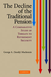 The Decline of the Traditional Pension by G. A. (Sandy) Mackenzie