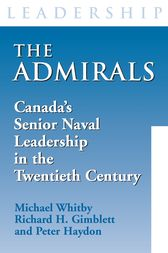 The Admirals by Michael Whitby