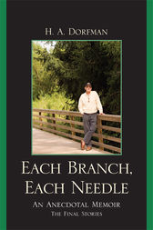 Each Branch, Each Needle by H.A. Dorfman