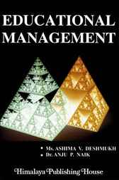 Educational Management by V. Deshmukh Ashima