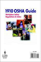 1910 OSHA Guide by J. J. Keller
