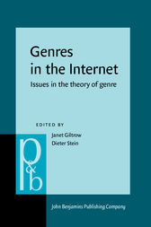 Genres in the Internet