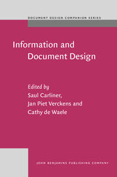 Information and Document Design by Saul Carliner