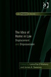 The Idea of Home in Law by Lorna Fox O'Mahony
