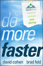 Do More Faster by Brad Feld