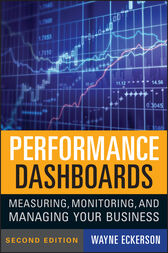 Performance Dashboards by Wayne W. Eckerson
