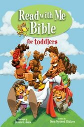 Read with Me Bible for Toddlers by Doris Rikkers
