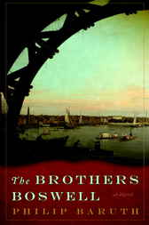Brothers Boswell by Philip Baruth