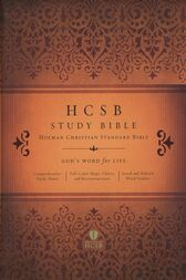 The HCSB Study Bible Digital Edition