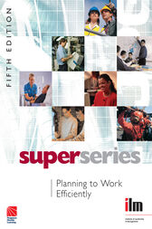 Planning to Work Efficiently Super Series