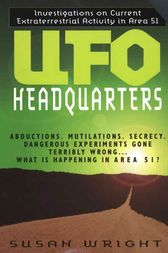 UFO Headquarters by Susan Wright