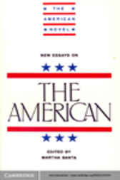 New Essays on The American by Martha Banta