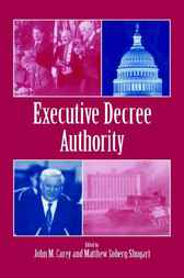 Executive Decree Authority