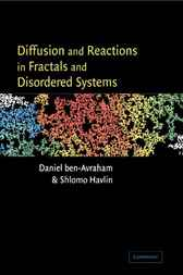 Diffusion and Reactions in Fractals and Disordered Systems