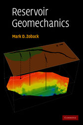 Reservoir Geomechanics by Mark D. Zoback