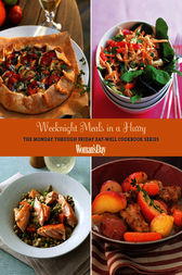 Weeknight Meals in a Hurry by Editors of Woman's Day