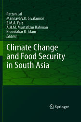 Climate Change and Food Security in South Asia by Rattan Lal