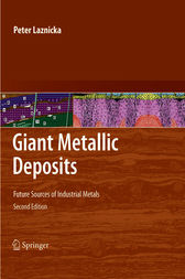 Giant Metallic Deposits by Peter Laznicka