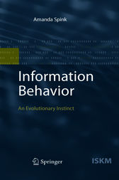 Information Behavior by Amanda Spink