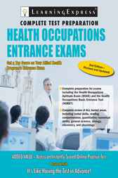 Health Occupations Entrance Exam 3e