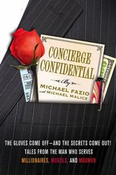 Concierge Confidential by Michael Fazio