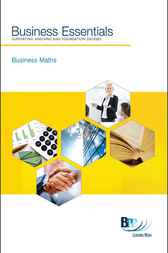 Business Maths by BPP Learning Media