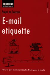 E-mail etiquette by Bloomsbury Publishing
