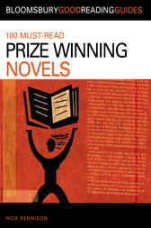 100 Must-read Prize-Winning Novels by Nick Rennison