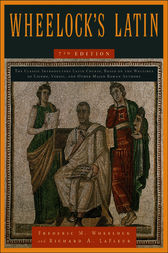 Wheelock's Latin 7th Edition
